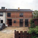Neubau Reihenendhaus