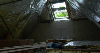 Sanierung eines Dachbodens-Hoisdorf